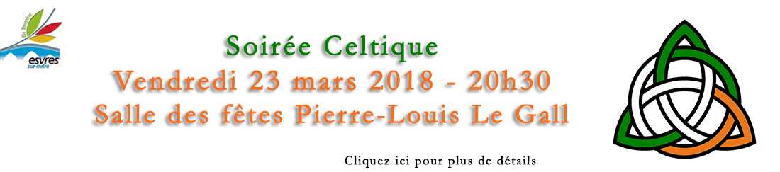 soiree celtique 2018